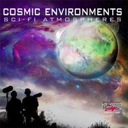 Cosmic Environments Sci Fi Atmospheres