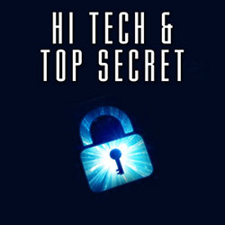 Hi-Tech & Top Secret Sound Effects