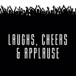 Laughs, Cheers & Applause Sound Effects