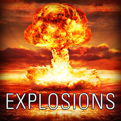Patricio Libenson Explosions for the 21st Century