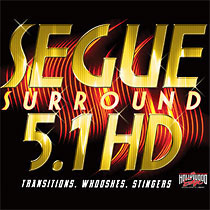 Segue Surround 5.1 HD Sound Effects
