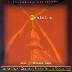 Vehicles Sound Effects